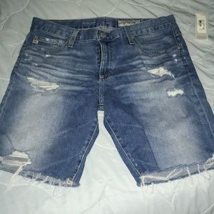 AG Denim The Nikki Short